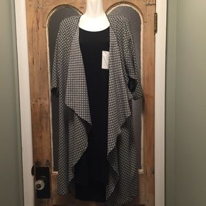 LuLaRoe Carly Dress & Shirley Kimono